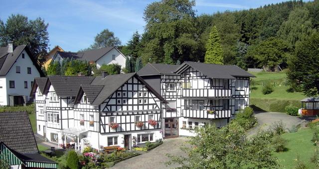 Ferienwohnungen Schulte Repetal Attendorn Sauerland Biggesee